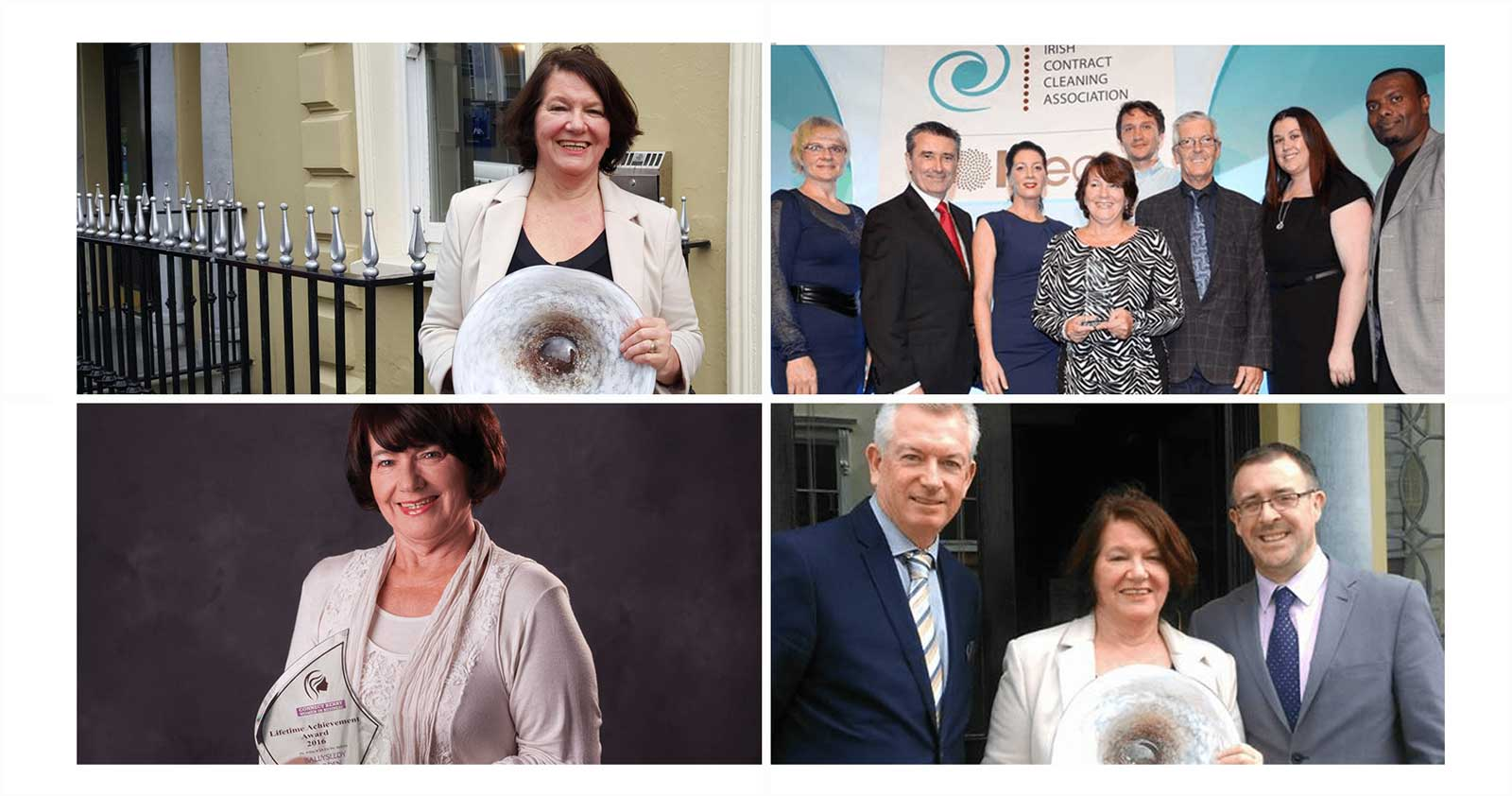 Breeda Hurley awards
